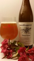HaandBryggeriet Good Force - Wheat Ale