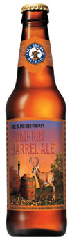 Fire Island Pumpkin Barrel Ale