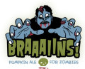 Spring House Braaiins! Pumpkn Ale for Zombies