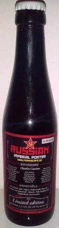 Monks Caf� Russian Imperial Porter (RIP)