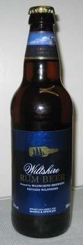 Marks & Spencer Wiltshire Rum Beer