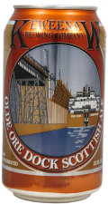Keweenaw Old Ore Dock Scottish Ale