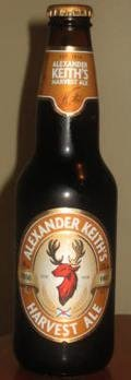 Alexander Keiths Harvest Ale