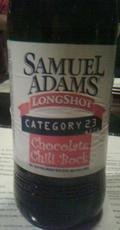 Samuel Adams LongShot Chocolate Chili Bock - Spice/Herb/Vegetable