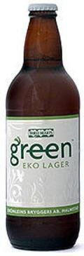 Three Hearts Green Eko Lager - Pale Lager