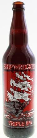 Lighthouse Shipwrecked Triple IPA