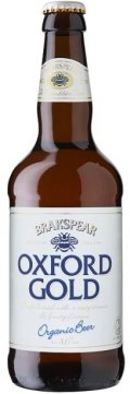 Brakspear Oxford Gold Organic Beer (Bottle)