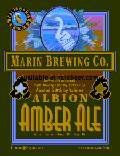 Marin Albion Amber Ale