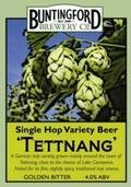 Buntingford Single Hop Tettnang - Golden Ale/Blond Ale