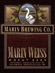 Marin Weiss Wheat Beer - German Hefeweizen