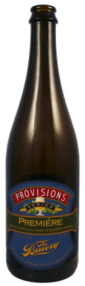 The Bruery Provisions Series: Premi�re - Belgian Strong Ale