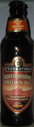 Federation High Level (Northumbrian) Brown Ale