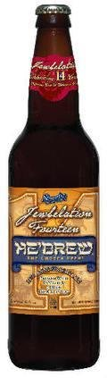 He�Brew Jewbelation Fourteen - American Strong Ale