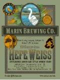Marin Hefe Weiss  - Wheat Ale