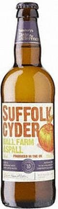 Sainsbury�s Suffolk Cyder