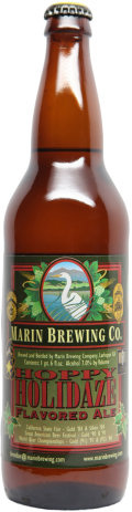 Marin Hoppy Holidaze Ale  - Spice/Herb/Vegetable