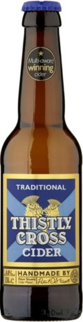 Thistly Cross Cider (4.4%) (Traditional)
