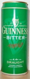 Guinness Bitter