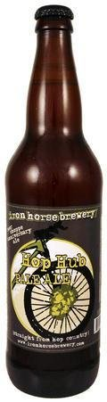 Iron Horse Beer Shoppe 4th Anniversary Hop Hub Pale Ale