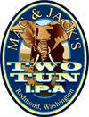 Mac and Jacks Two Tun IPA