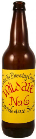 Santa Fe Wild Ale #6 (Bordeaux Series)