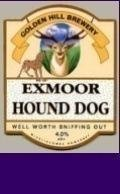 Exmoor Hound Dog