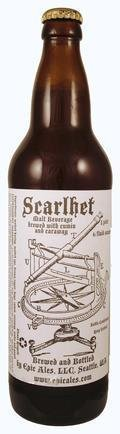 Epic Ales Scarlhet - Spice/Herb/Vegetable