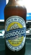 Ringwood Boondoggle (Bottle)