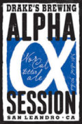 Drakes Alpha Session Ale