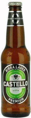 Castello Birra Bionda (Premium Lager)