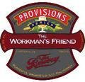 The Bruery Provisions Series: The Workmans Friend - Imperial/Strong Porter