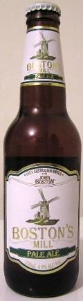 Boston�s Mill Pale Ale