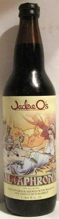 Jackie-Os Rum Barrel Oil Of Aphrodite - Imperial Stout