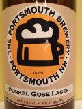 Portsmouth Dunkel Gose