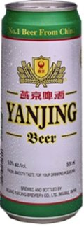 Yanjing Beer (Can 5%)