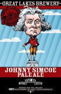 Great Lakes Brewing Johnny Simcoe
