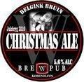 Brewpub K�benhavn Christmas Ale 2010 - Belgian Ale