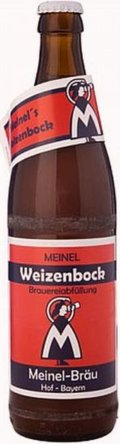 Meinel-Br�u Weizenbock