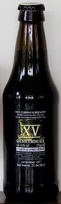 Old Chimneys XV Golden Strong Ale - Barley Wine