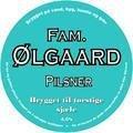 Fam. �lgaard Pilsner