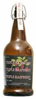 Millstream Triple Raspberry - Fruit Beer