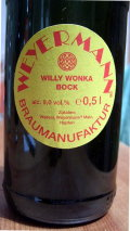 Weyermann Willy Wonka Bock