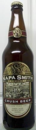 Napa Smith Crush Beer (Amber Lager)