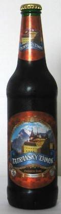 Tatransk� Z�mok Premium Dark - Schwarzbier
