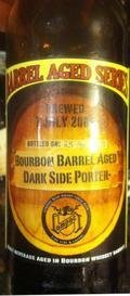 Lompoc Bourbon Barrel Aged Dark Side Porter - Porter