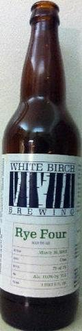 White Birch Rye Four