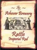 Ashover Rattle Imperial Red