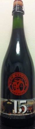 New Belgium Twisted Spoke 15th Anniversary Ale - Sour/Wild Ale