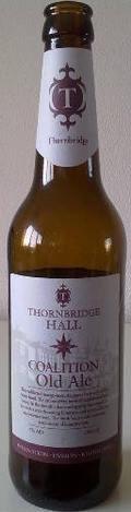 Thornbridge / Dark Star Coalition Old Ale