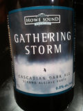 Howe Sound Gathering Storm Cascadian Dark Ale